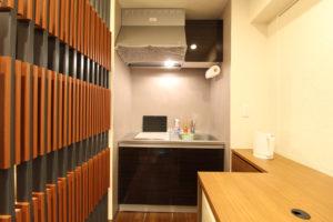 新潟ラブホテル ムスク 501号室 キッチン