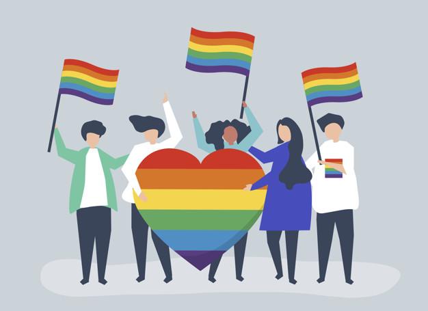 ムスク LGBT